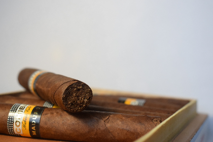 Photo of cigar