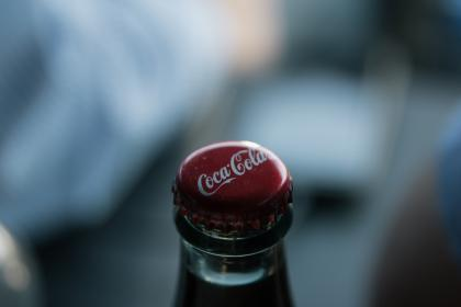 coca-cola softdrink