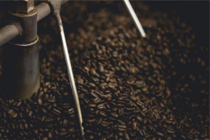 coffeebeans roasting