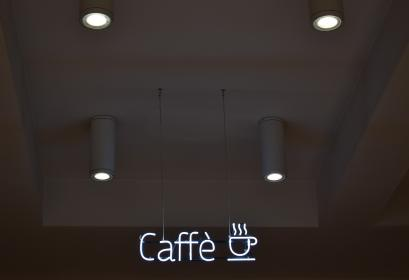 Photo of coffeehouse