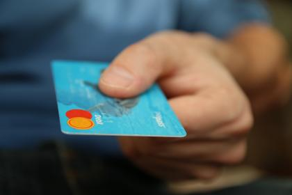 Photo of creditcard