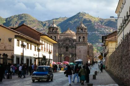 Photo of cusco