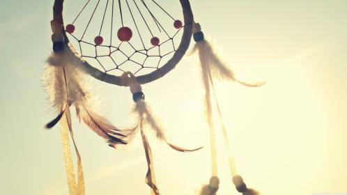 dreamcatcher sunshine