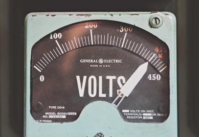 Photo of electricity