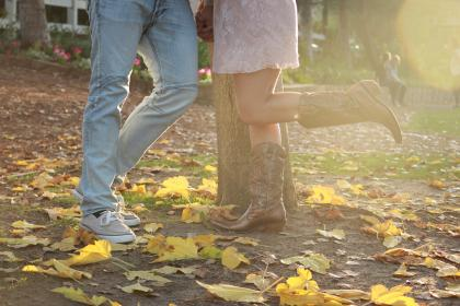 engagement autumn