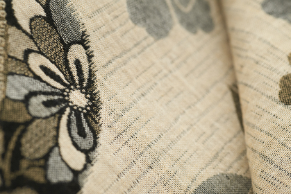 fabric closeup