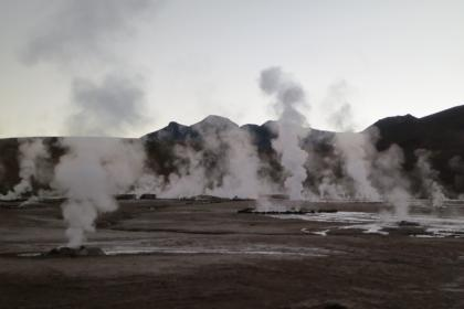 geyserseltatio chile
