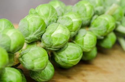 green brusselssprouts
