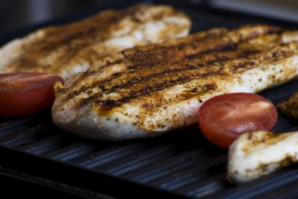 Photo of grilled