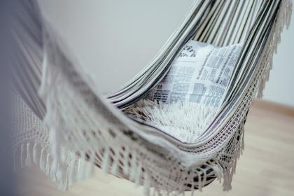 Photo of hammock