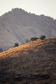 Photo of hills
