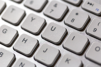 keyboard keys