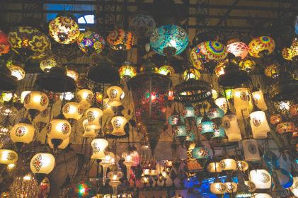 Photo of lamps