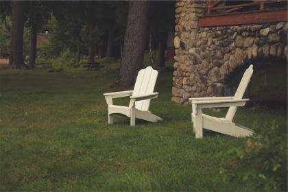 Photo of lawnchairs