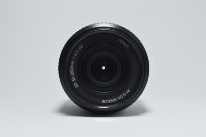 Photo of lens