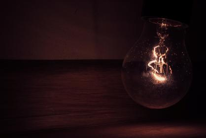 lightbulb electricity