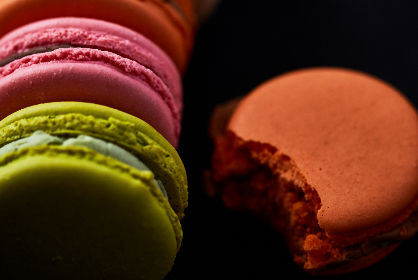 Photo of macaroon