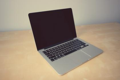 macbook laptop