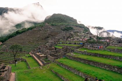 Photo of machupicchu