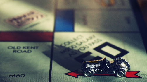 Photo of monopoly