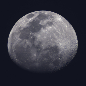 Photo of moon