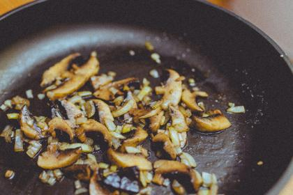 mushrooms skillet