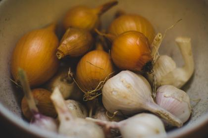 Photo of onions