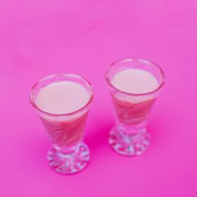 pink drinks