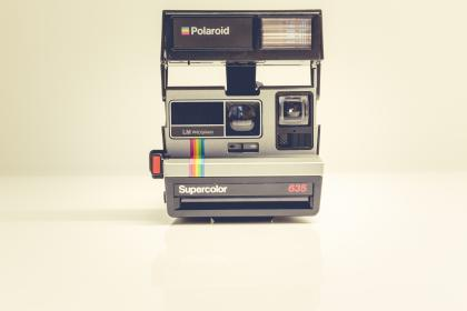 Photo of polaroid