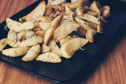 potatoes wedges