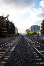 Photo of railroad