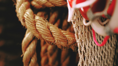 Photo of ropes