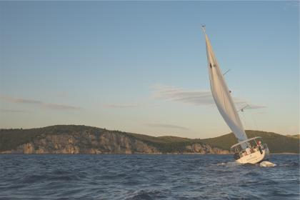 Photo of sailing