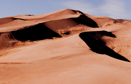 Photo of sanddune