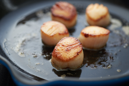 Photo of scallops