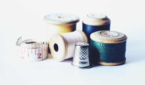 sewing cottonthread
