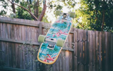 skateboard backyard