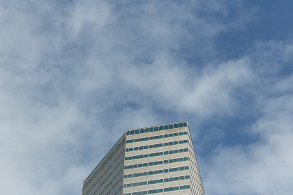 Photo of skycraper