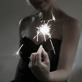 Photo of sparkler