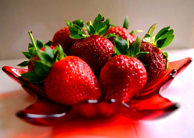 Photo of strawberry