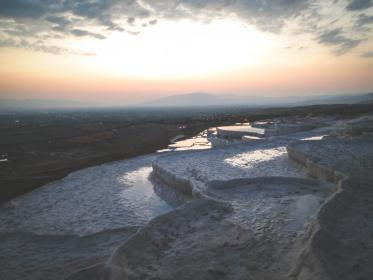travertinepools pamukkale