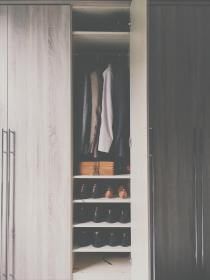 Photo of wardrobe
