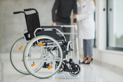 wheelchair hospital