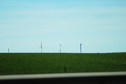 windfarm france