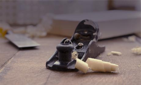 woodworking shavings