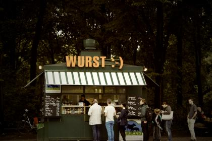 Photo of wurst