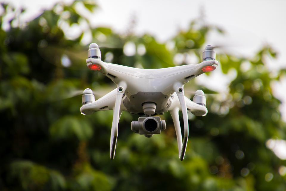camera drone hd photography blur outdoor green trees plants bokeh blur