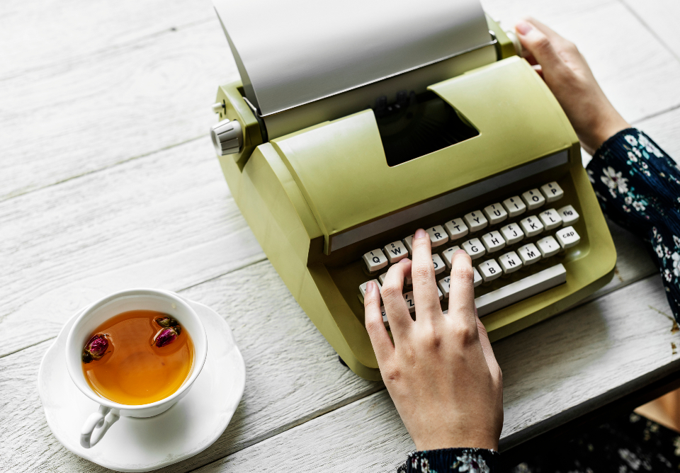 author coffee creative cup design space document drink editorial enjoying equipment freelancer hand hobby hot drink journalist keyboard machine morning mug old fashio