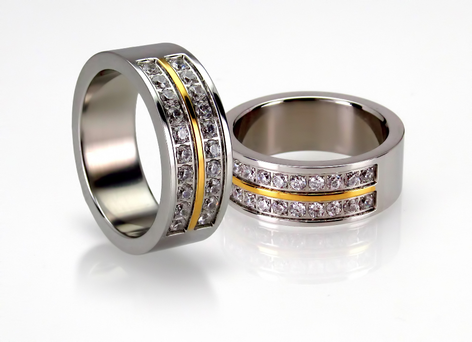 Rings weddings marriage rings gold silver anillos bodas matrimonio argollas oro plata