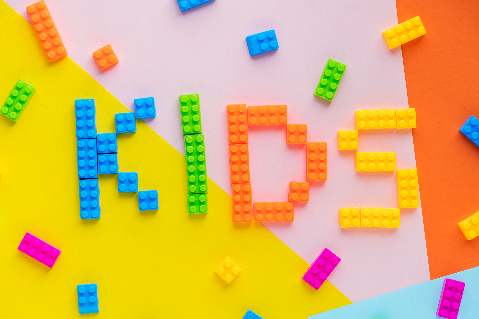 alphabet blocks brick building character childhood classroom colorful colourful concept construct decoration design education elementary flat lay flatlay font idea kids kindergarten learning learn les